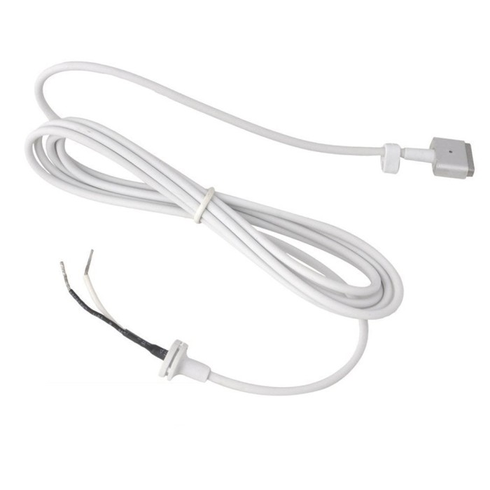 harga Apple dc cable for 60w magsafe t tip kabel charger macbook pro Tokopedia.com