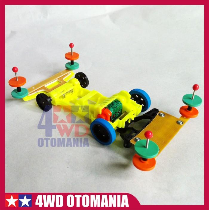 harga Tamiya - mini 4wd sloop anak chassis zero busing rakitan baru Tokopedia.com