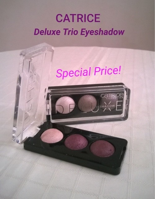Jual Catrice Deluxe Trio Eyeshadow - Kota Tangerang - Amidis Millenium | Tokopedia