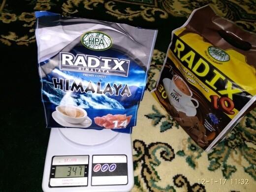 harga Kopi radix himalaya hpa malasya 14 sachet bukan hpai btm70 Tokopedia.com