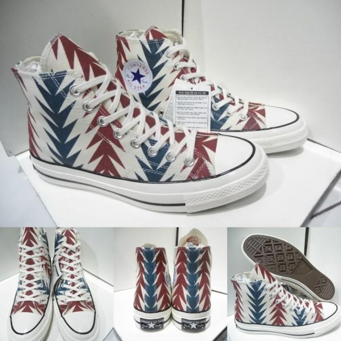 ... harga Converse all star chuck taylor 70s seventies chili paste high  krem Tokopedia.com c763958233