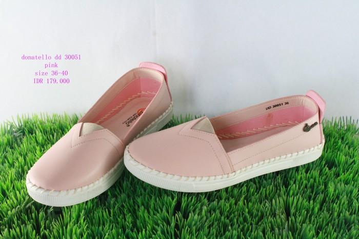 Jual donatello dd 30051 sepatu wanita pink - batikchiara  d5e1fbc393
