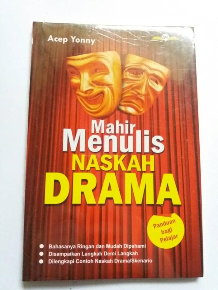 Jual Mahir Menulis Naskah Drama Hoedies Corner Tokopedia