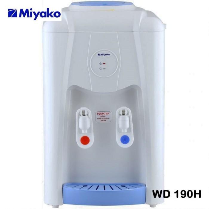 harga Dispenser miyako wd-190 h (hot & normal) Tokopedia.com