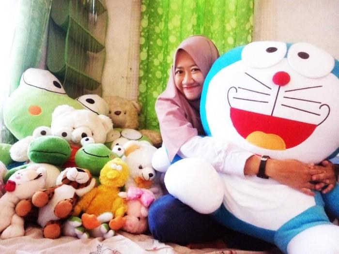 Jual Boneka Doraemon Lucu Jumbo Bahan Bagus Kota Bandung Java Shopping Center Tokopedia