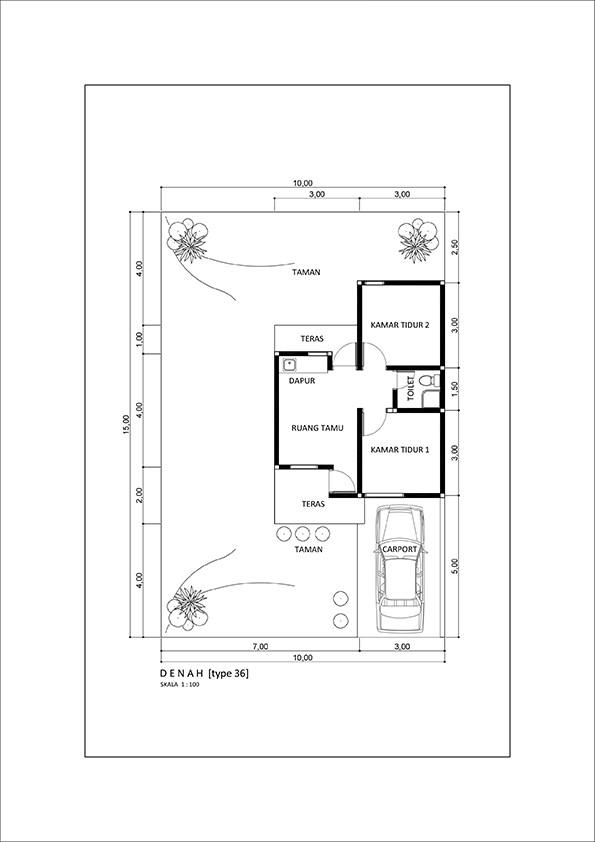 Download Rab Rumah Type 36 Pdf - Sekitar Rumah