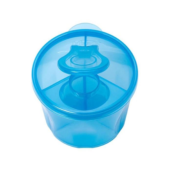 harga Dr. browns milk powder dispenser blue-tempat susu bubuk-kontainer susu Tokopedia.com
