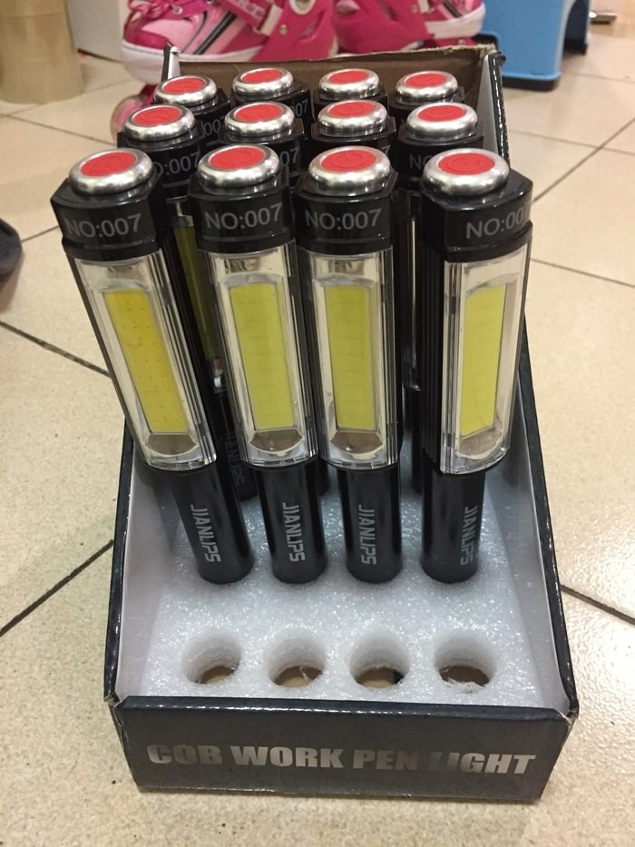 Info Light Pen Travelbon.com