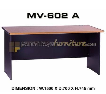 harga Meja kantor vip mv 602a Tokopedia.com