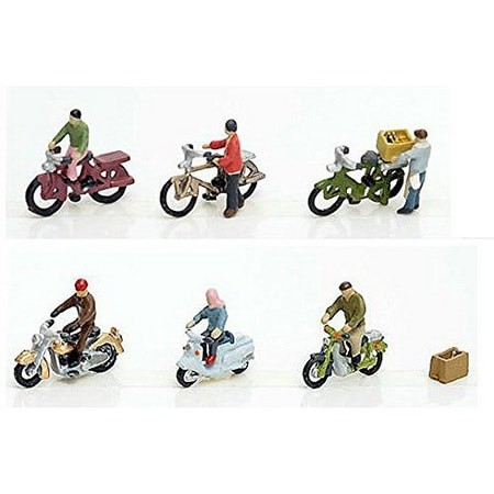 harga Model kit / figure diorama acc - tomytec bicycles and moped Tokopedia.com