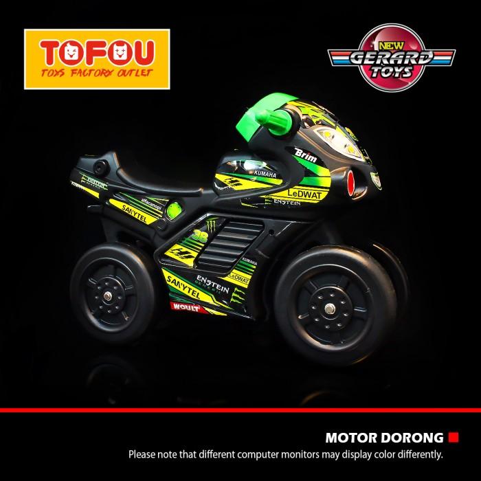 harga Mainan anak motor balap dorong mrb hitam murah Tokopedia.com