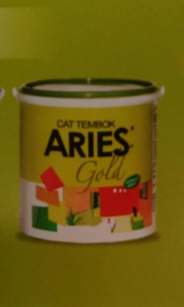 harga Aries gold cat tembok Tokopedia.com