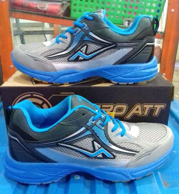 Jual Sepatu Pro Att Mc 50 Abu Biru  857dc4f0c4
