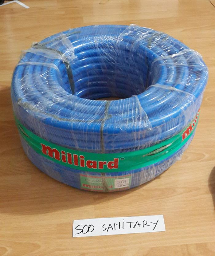 """Foto Produk Selang Air 5/8"""" Milliard 50M Dof 50 Meter dari Soo Sanitary"""