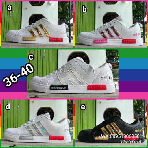 Sale Shoes S7r91 Sepatu Olahraga Wanita Adidas Stansmith Lokal Import B11b1 42f080a132