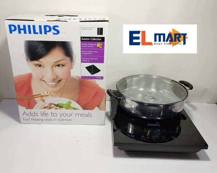 harga Philips kompor induksi hd 4932 ori/induction cooker/kompor listrik Tokopedia.com