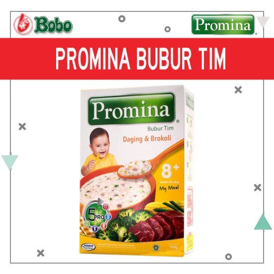 Info Bubur Promina Travelbon.com
