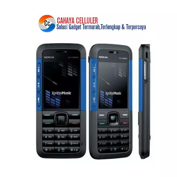 Jual Nokia 5310 Xpressmusic Original Cahaya Celluler Tokopedia