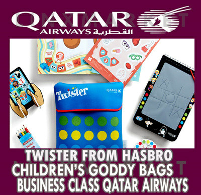 harga Twister From Hasbro Children Goody Bags Qatar Airways Tokopedia.com