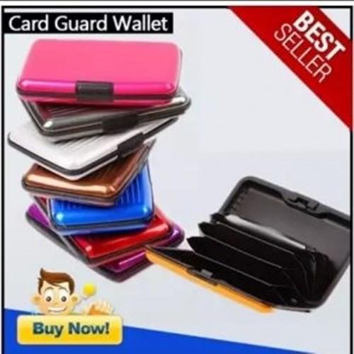 Card Guard Wallet (Dompet Kartu Nama / ATM) Balikpapan