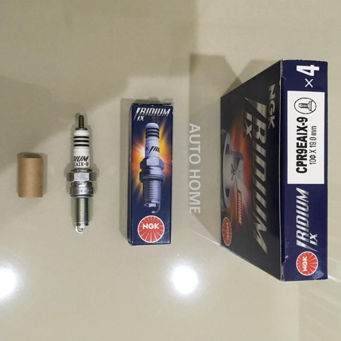 harga Busi motor ngk iridium honda astrea grand supra fit revo win cr7hix Tokopedia.com