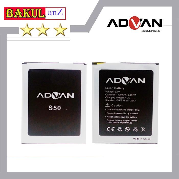 harga Baterai handphone advan s50 s 50 original - batu batre batrai advance Tokopedia.com