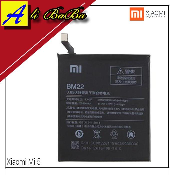 harga Baterai handphone xiaomi mi5 bm22 batre hp battery xiaomi mi-5 batre Tokopedia.com