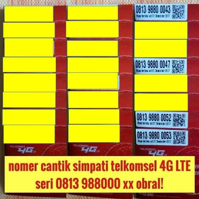 Telkomsel Simpati Nomor Cantik 0812 8282 792 Daftar Harga Terkini Source · nomor cantik TELKOMSEL simPATI