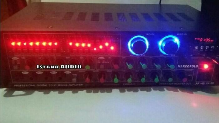 harga Amplifier marcopolo mc-158 usb/sd card/fm/karaoke Tokopedia.com