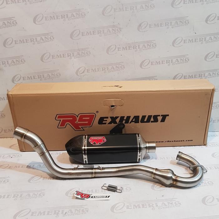 harga Knalpot r9 mgx series ss black kawasaki klx dtracker 150 Tokopedia.com