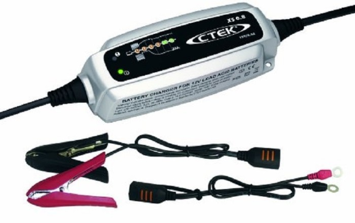 Foto Produk CTEK XS 0.8 EU Aki Battery Charger dari Sound Kingdom