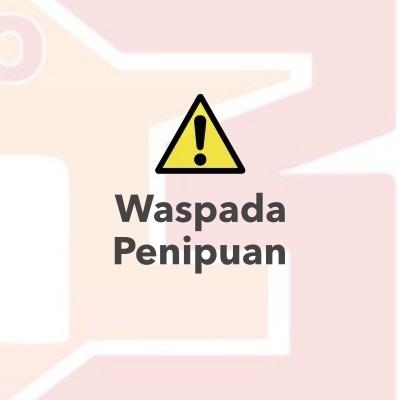 Jual Waspada Penipuan Jakarta Barat Toko Tiga Mesin Jahit