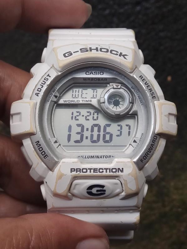 Casio G-Shock G-8900A-7DR Original
