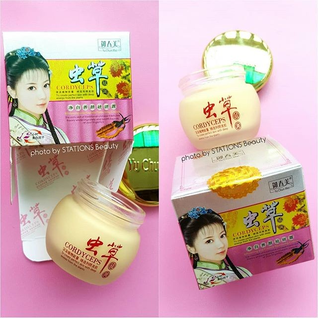 Sabun Wajah Facial Foam Cordyseps Krim. Source · Day & Night Cream .