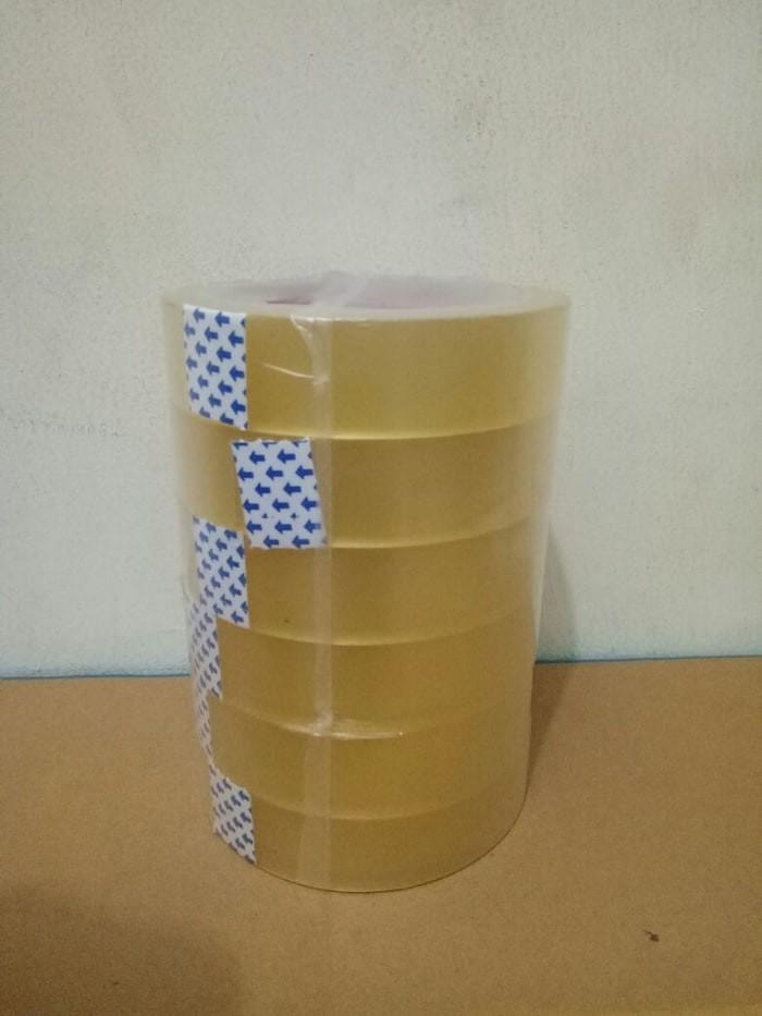 isolasi / lakban 1 inch / 24 mm daimaru 72 yard / isolasi murah