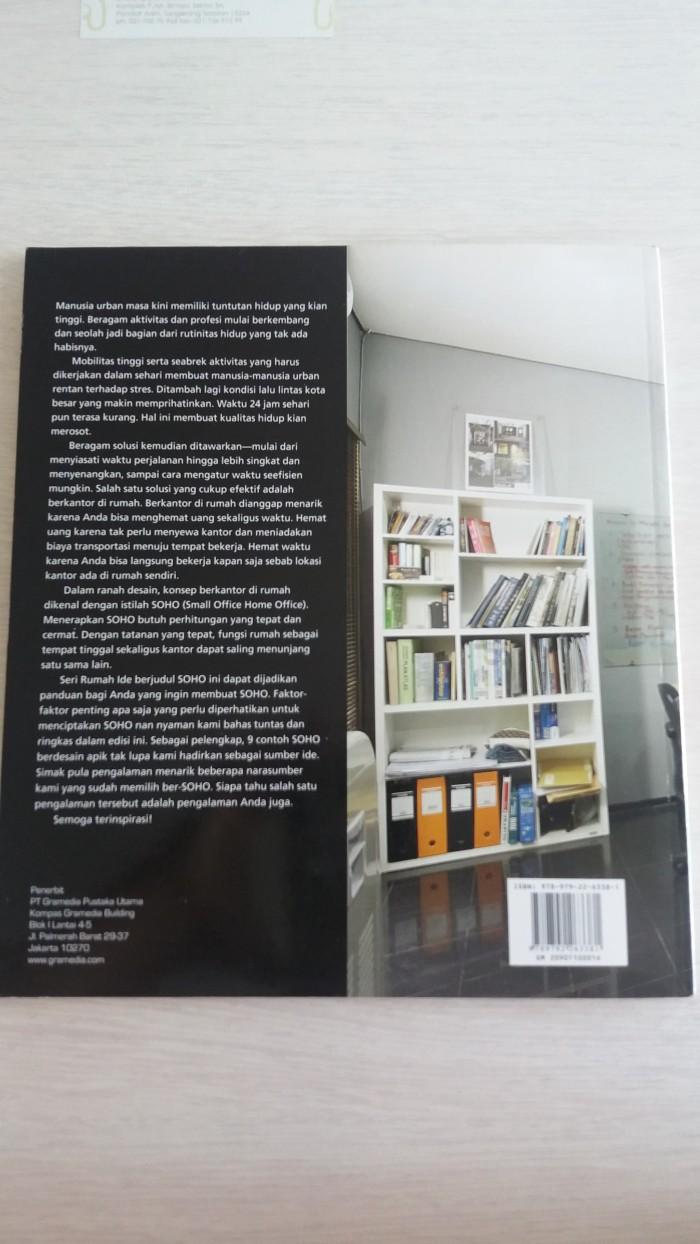 Jual Soho Small Office Home Office Kota Tangerang Selatan Laris Manis Book Store Tokopedia