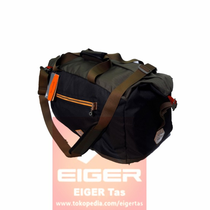 Jual Murah Tas Eiger 910003309 001 Black - Tas Travel - Jinjing di ... 80ba0efb519d9