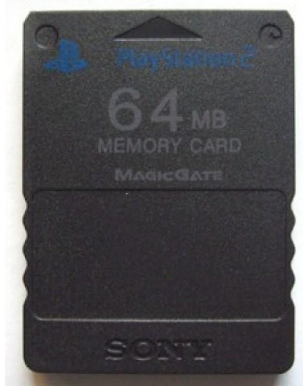 Jual Memory card PS2 64MB CHEAT GAME SHARK CODEBREAKER+FULL save tamat -  Jakarta Timur - omat store | Tokopedia