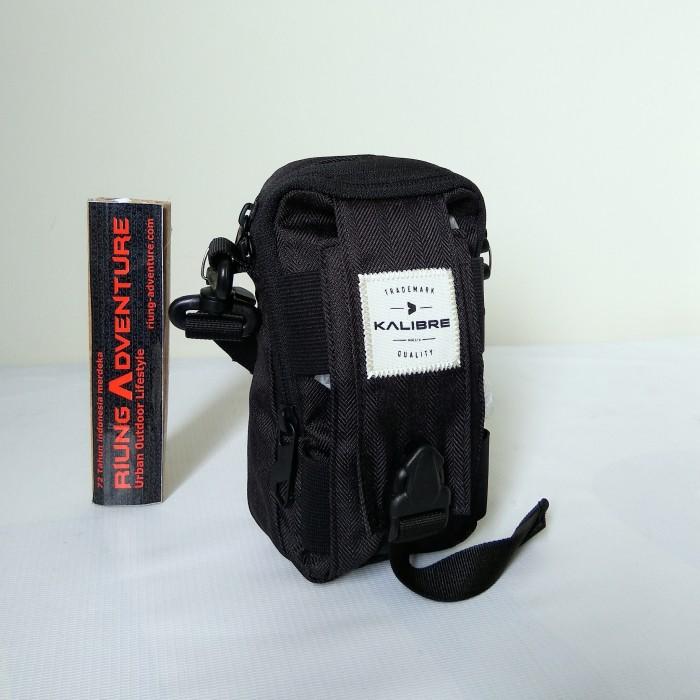 harga Tas selempang pinggang smartphone case kalibre 920658-000 black Tokopedia.com