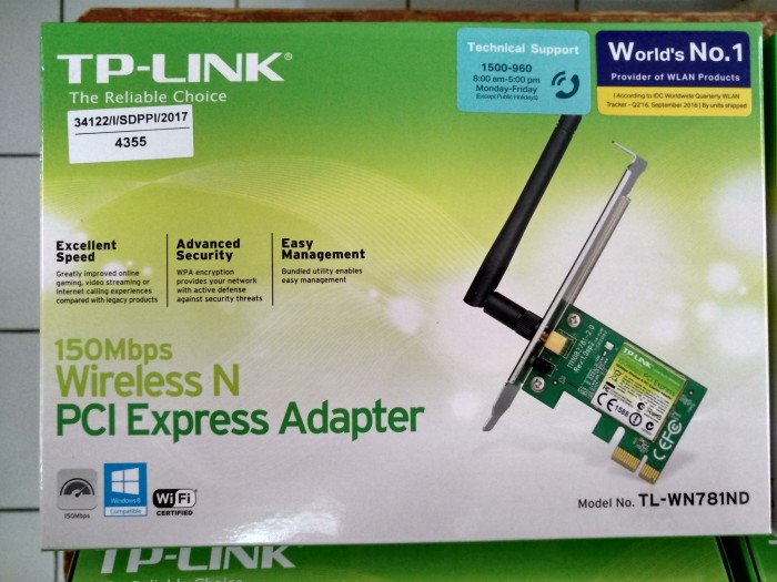 TP-LINK TL-WN781ND WIRELESS ADAPTER DOWNLOAD DRIVERS