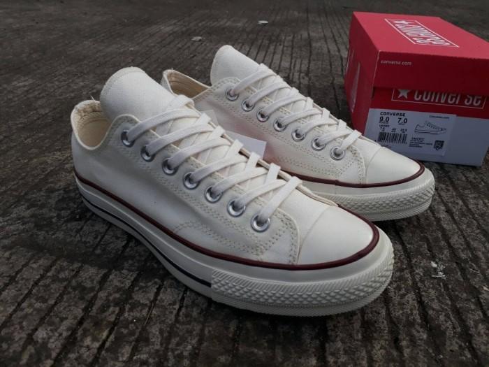 harga Sepatu converse all star 70s off white low premium original bnib Tokopedia.com