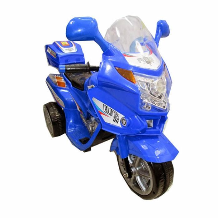 harga Mainan motor aki anak pmb m01 police khusus gojek ukuran besar musik Tokopedia.com