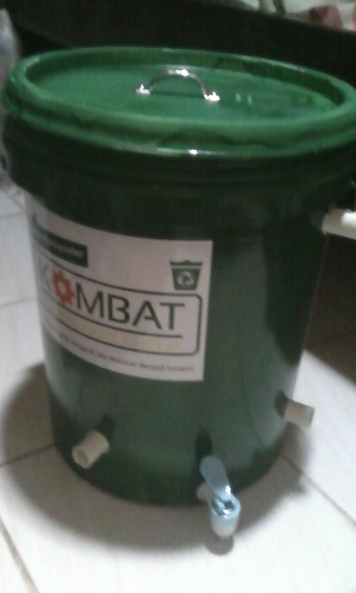 Jual Kombat Mini Komposter 25 Kg Super Komposter Tokopedia