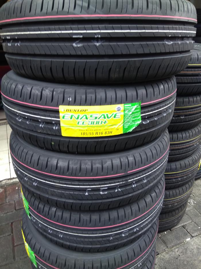 Ban Ring 16 185 55 Dunlop Enasave EC300 EC 300 FREE PASANG BALANCING