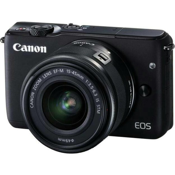 harga Kamera canon eos m10 kit 15-45 is stm Tokopedia.com