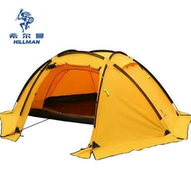 harga Tenda hillman bunker 4 original tenda dome tenda camping Tokopedia.com