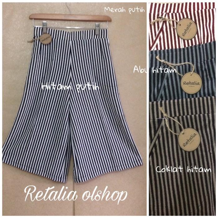 New Celana Salur Pendek Coklat - Daftar Harga Terlengkap Indonesia 1373c16f00