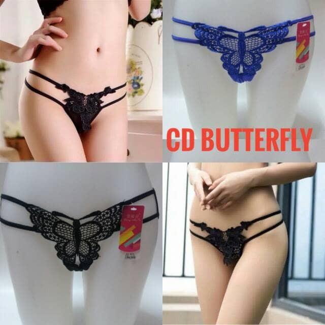 celana hamil CD BUTTERFLY CANTIK & SEXY terbaik