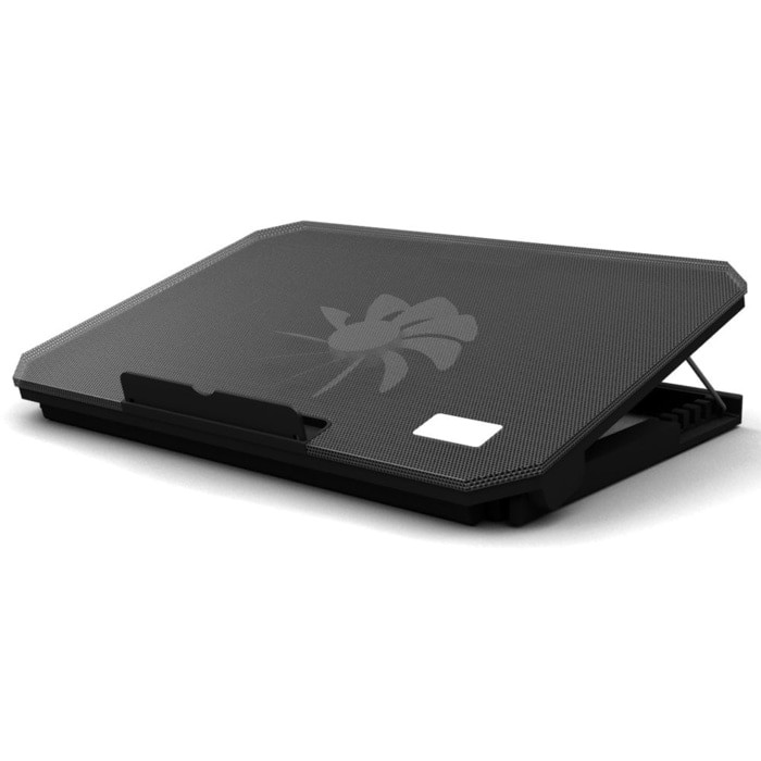Foto Produk Cooling Pad Laptop - S200BC - Black dari paira
