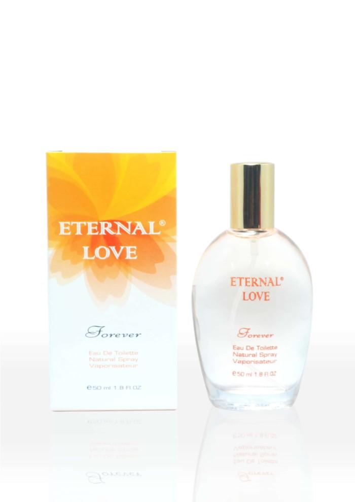 Jual Eternal Love Forever Eau De Toilette 50ml Harga Promo Terbaru